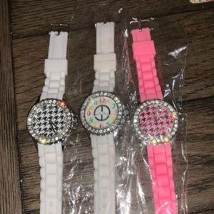 3 New Fashion Watches